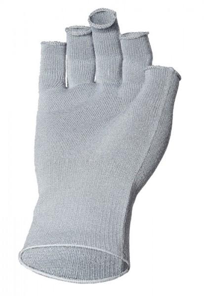 Silber Sklerodermie Handschuhe fingerlos
