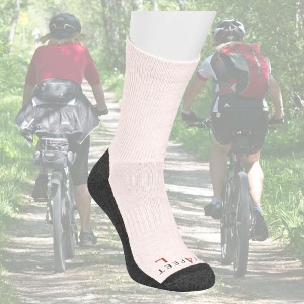 Fahrrad Socken Winter